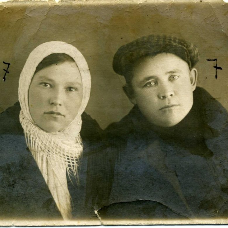 реставрация старых фотографий химки цветок
