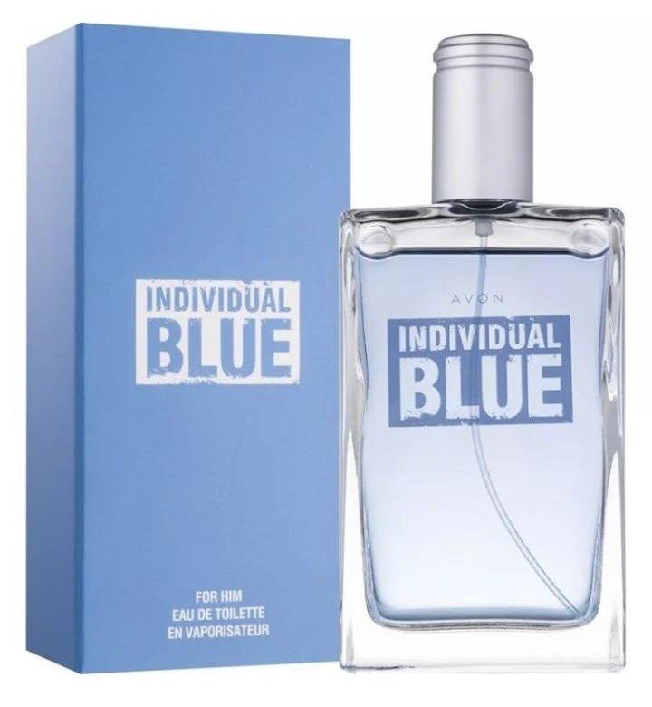 Individual blue купить косметика ателье купить в украине