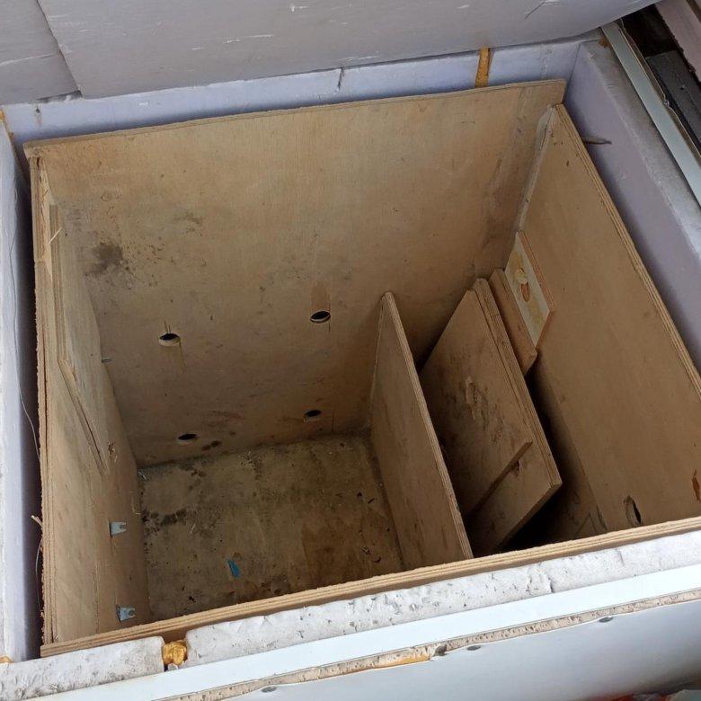 предложение погреб на балконе своими руками фото границы