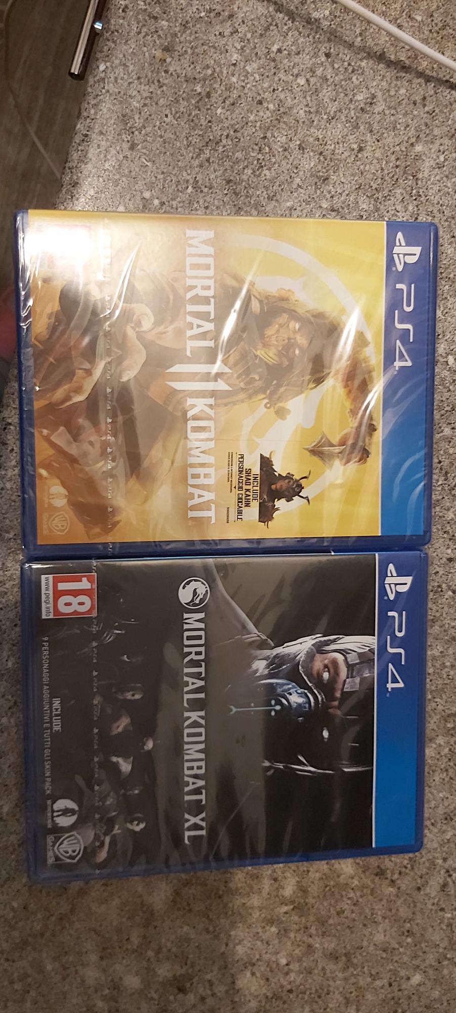 Mortal Kombat XL и 11 в Москве 89035822534 купить 4