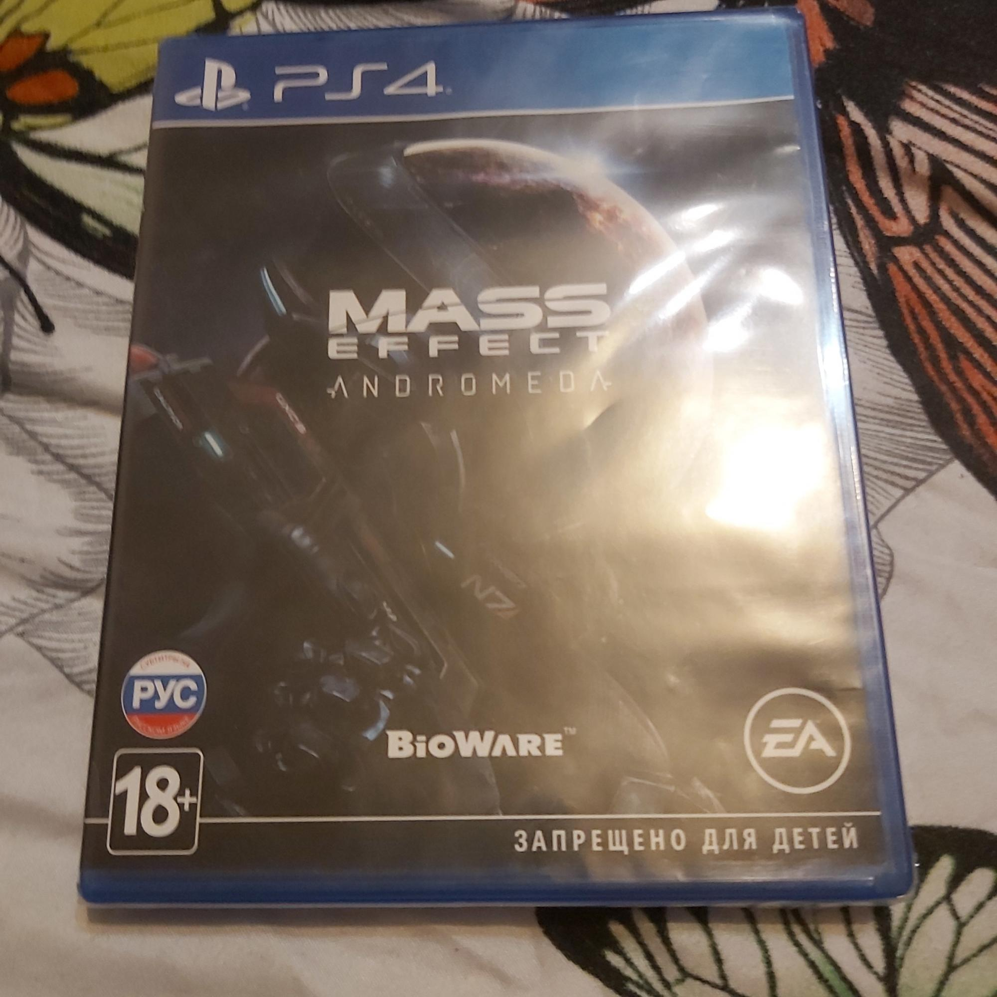 EA Mass Effect Andromeda в Москве 89035822534 купить 2