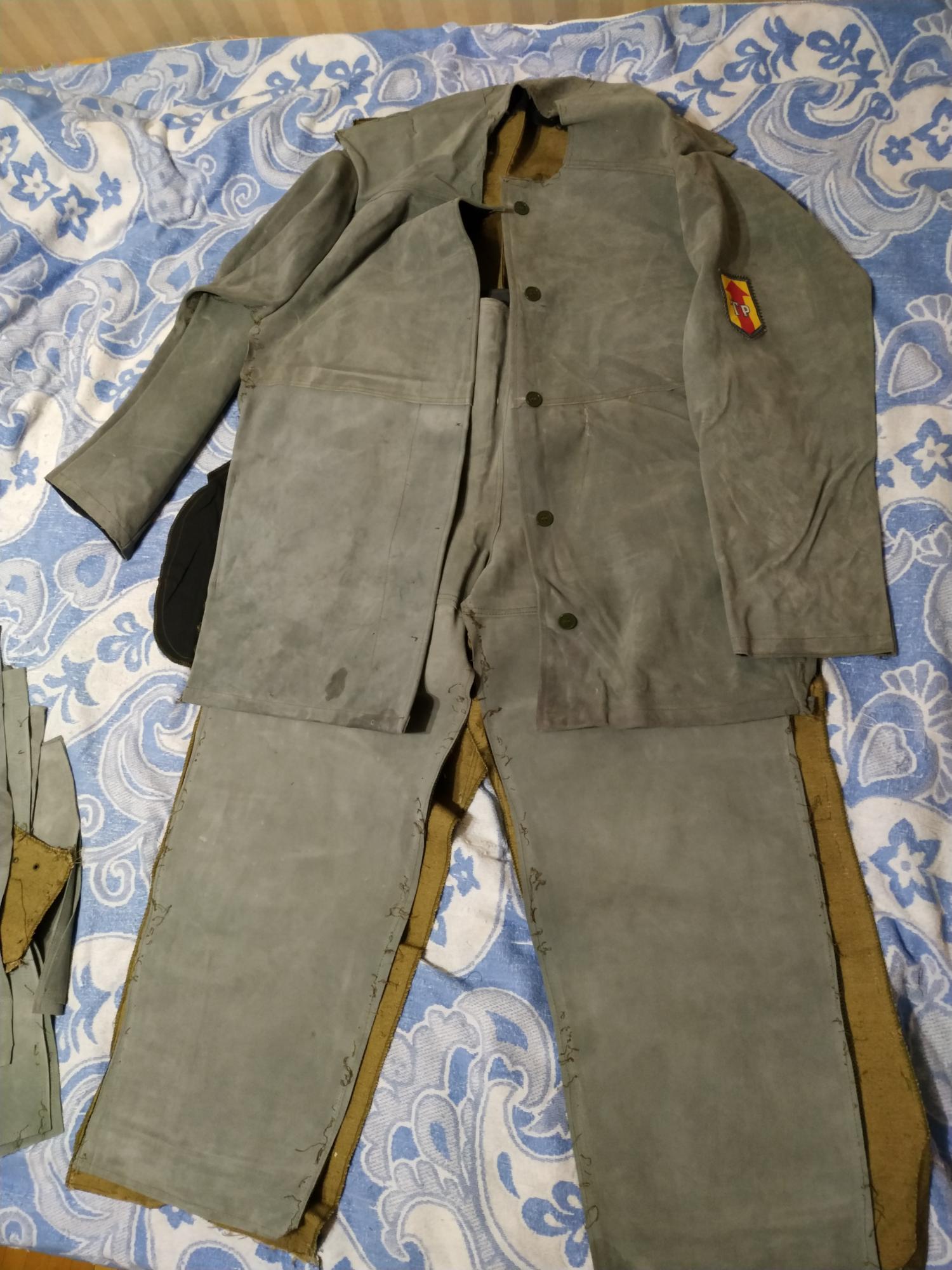 Спецодежда костюм сварщика замшевый в Москве 89588154391 купить 1