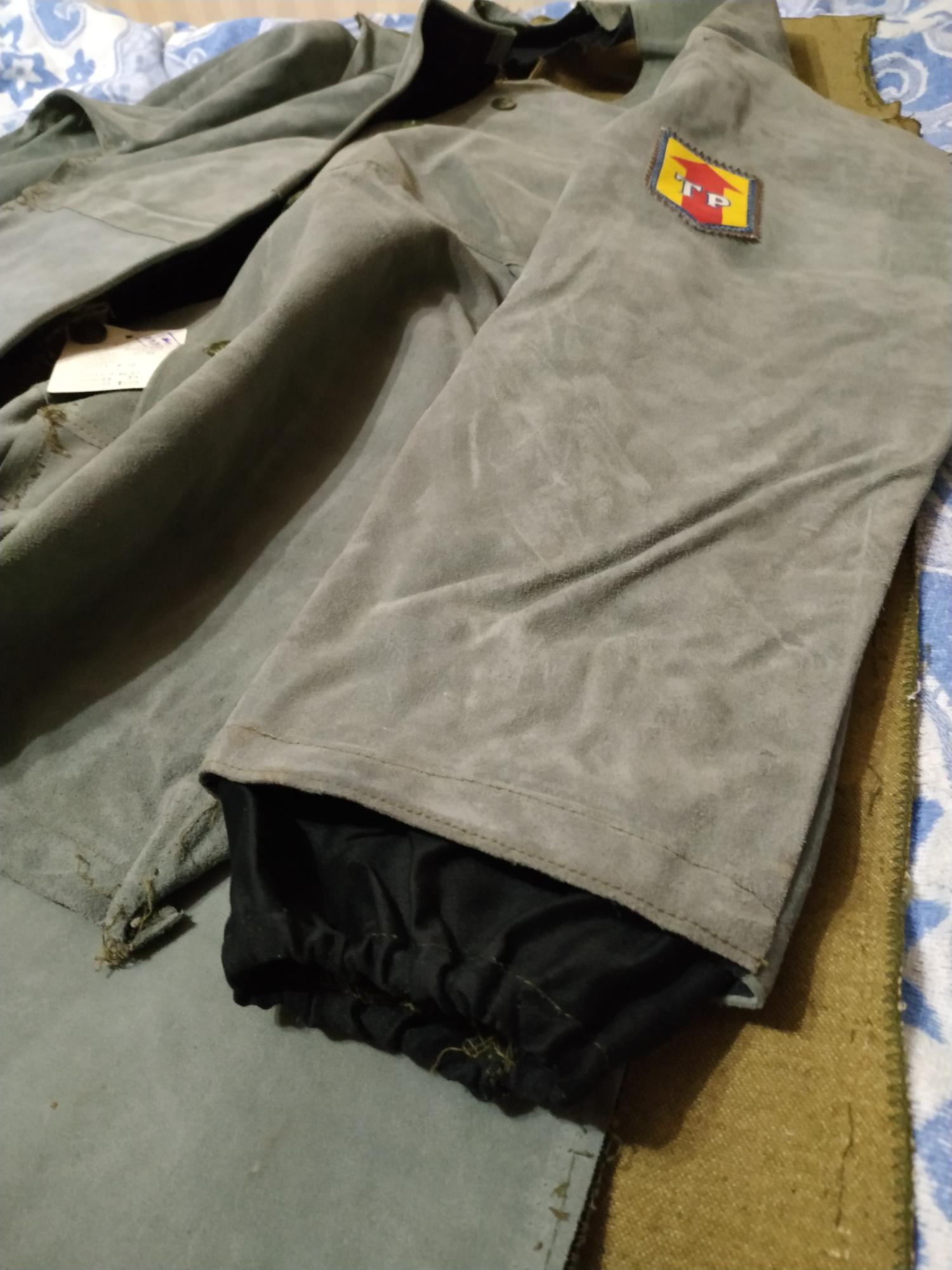 Спецодежда костюм сварщика замшевый в Москве 89588154391 купить 6