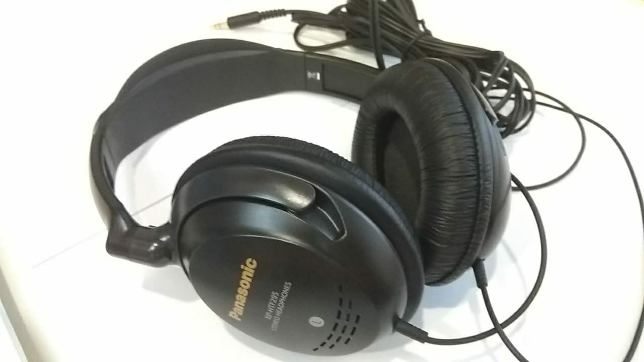 Наушники Panasonic RP-HTF295. 89161925429 купить 3