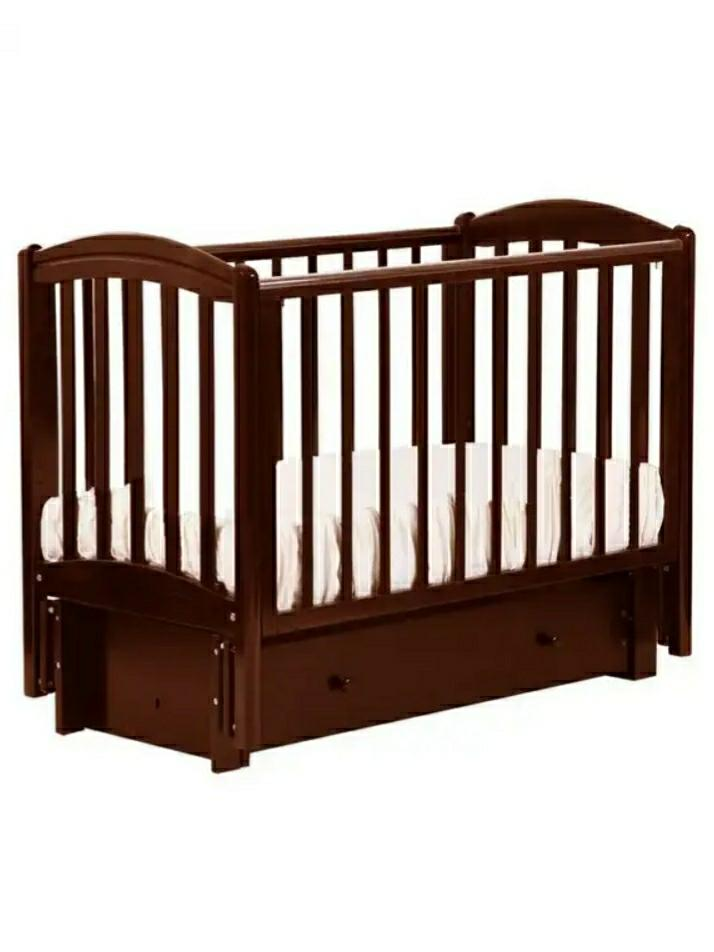 Детская кроватка + матрас + намотрасник 89581984741 купить 1