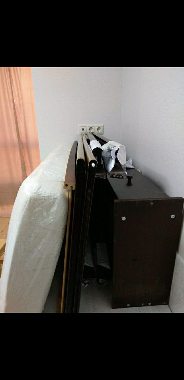 Детская кроватка + матрас + намотрасник 89581984741 купить 3
