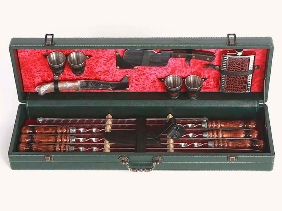 Шашлычный набор №2 - Кизлярский Зел в Москве 89267249203 купить 1