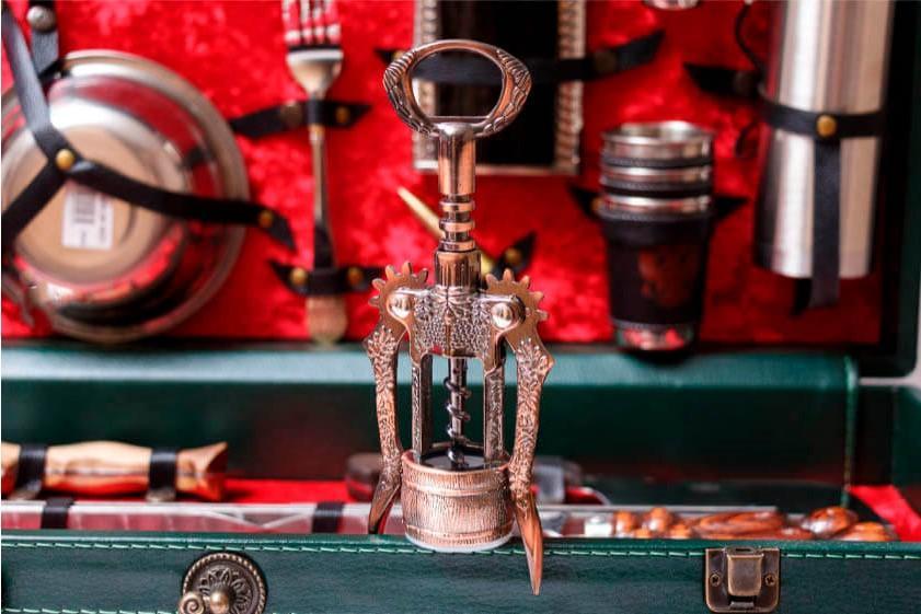 Шашлычный набор №4 - Кизлярский Зеленый в Москве 89267249203 купить 6
