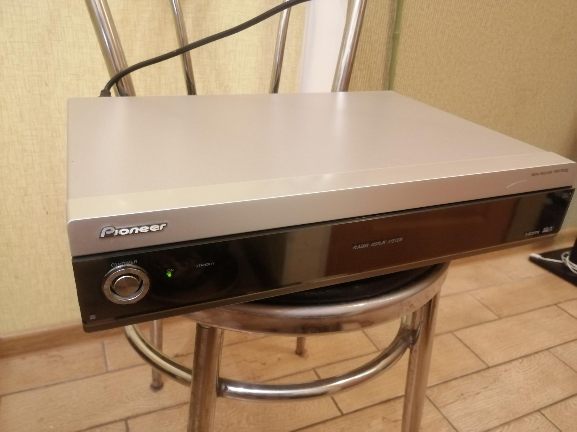 Тв-тюнер, ресивер (plasma system) pioneer Pdp-r05e в Москве купить 1