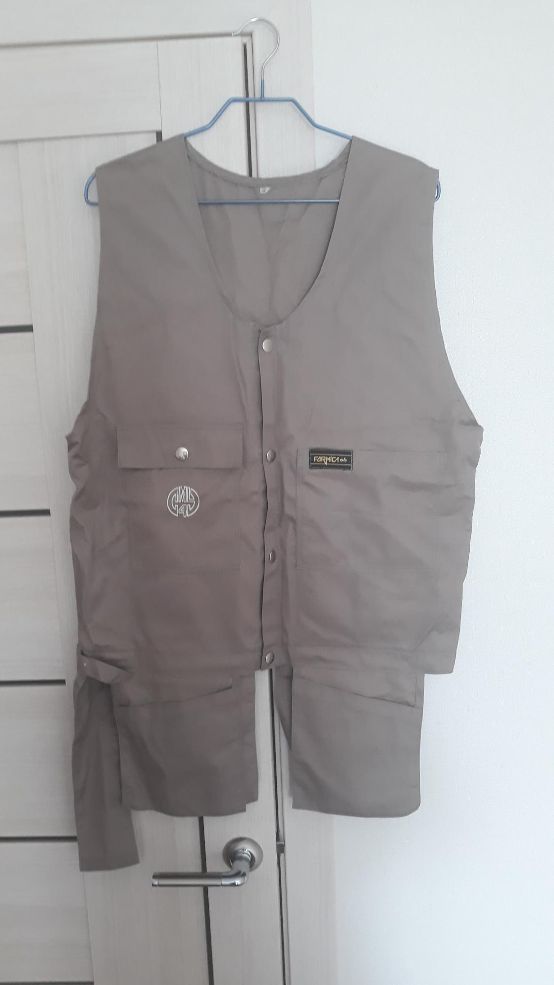 Спецовка, костюм электрика (новый) в Дедовске 89774638108 купить 3
