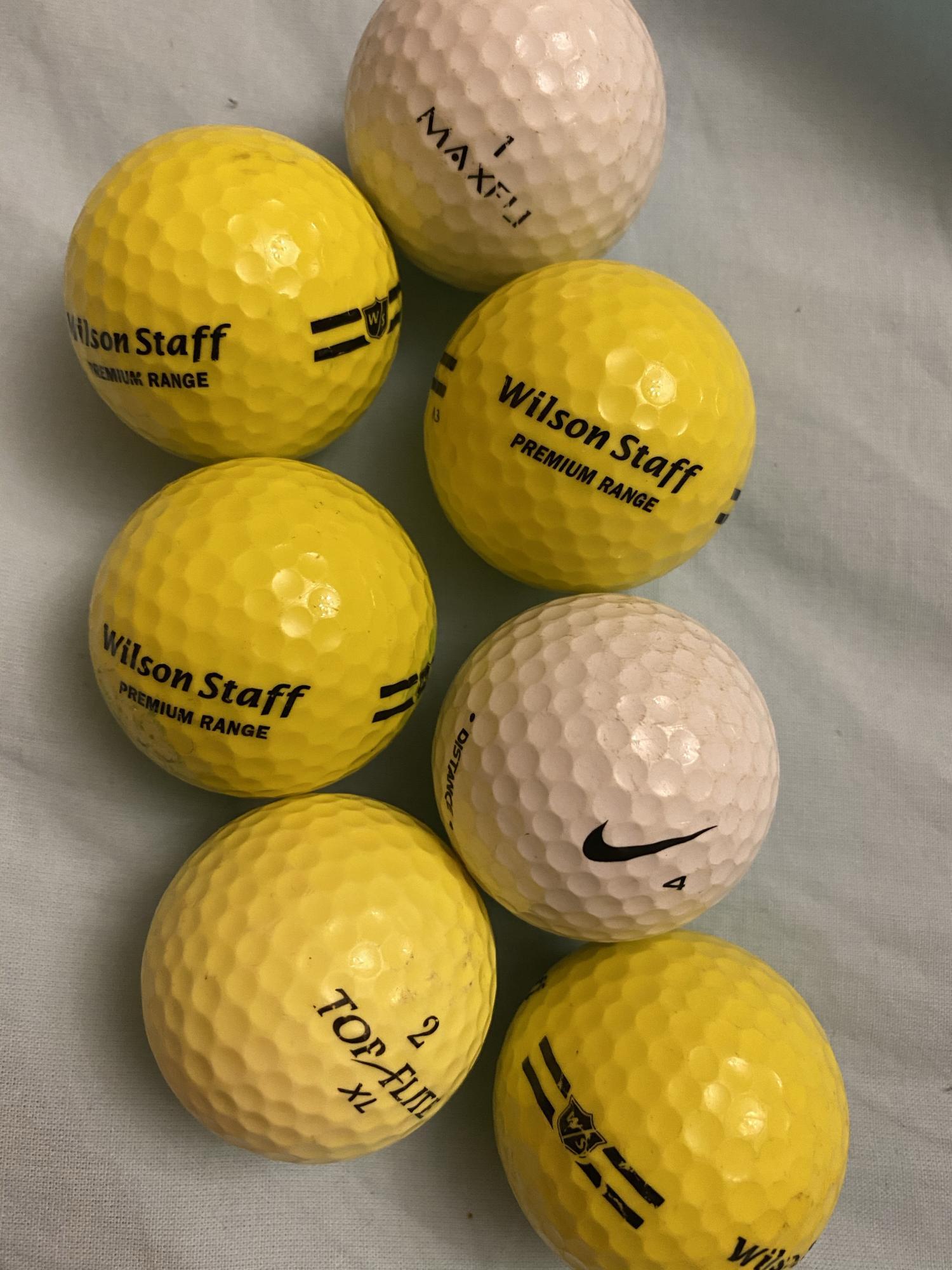 Мяч для гольфа в Москве