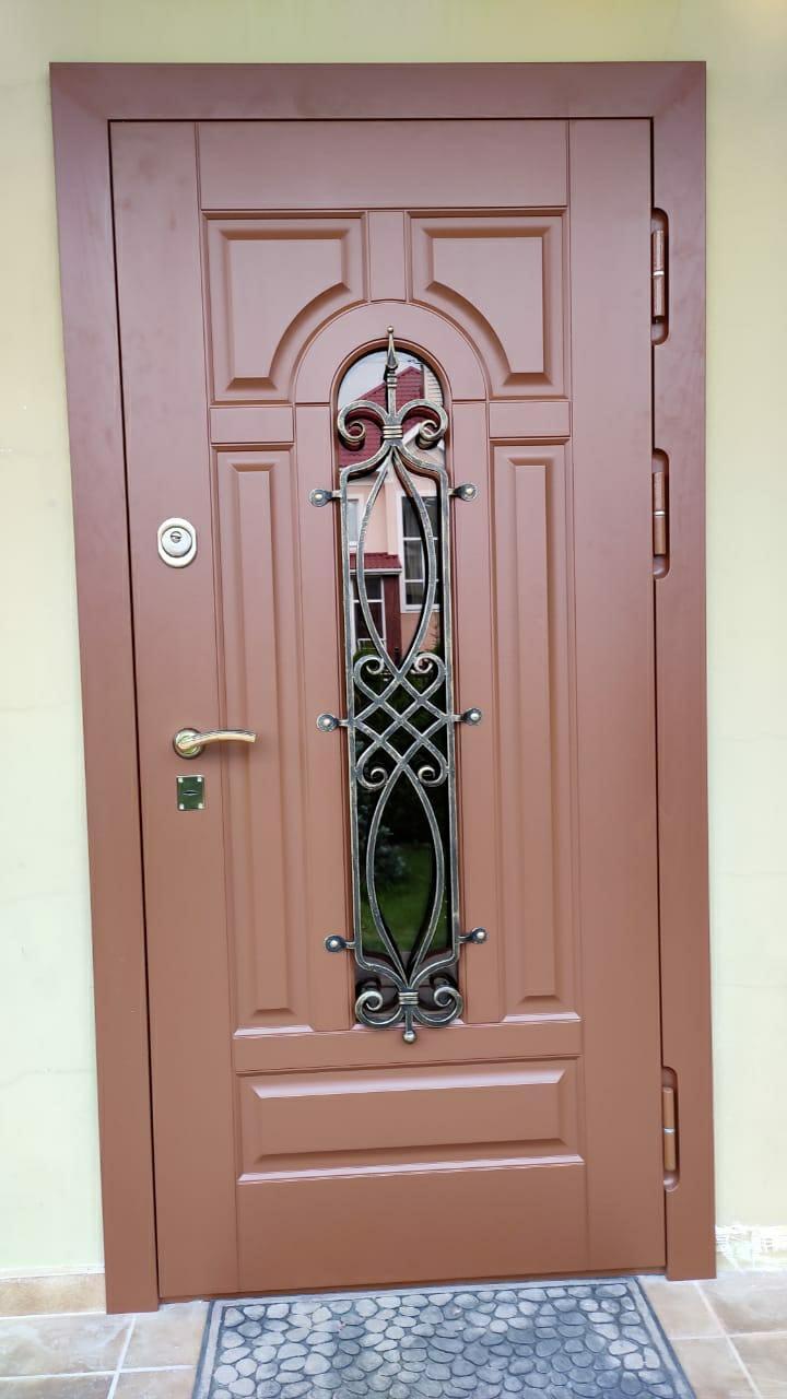 Дверь металлическая с терморазрывом в Москве 89647833371 купить 1