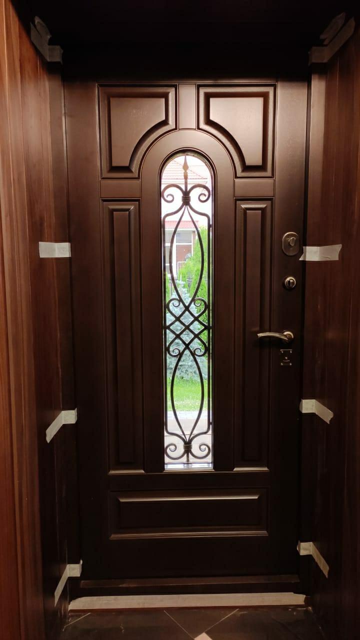 Дверь металлическая с терморазрывом в Москве 89647833371 купить 2