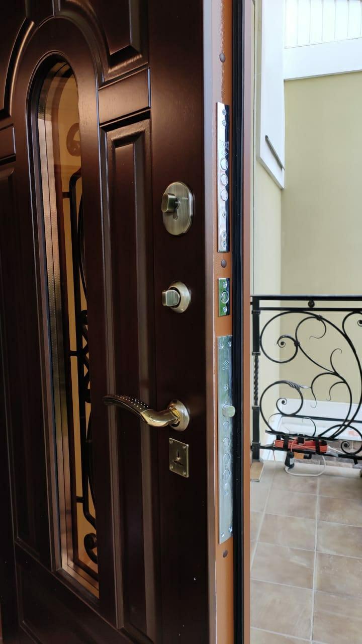 Дверь металлическая с терморазрывом в Москве 89647833371 купить 3