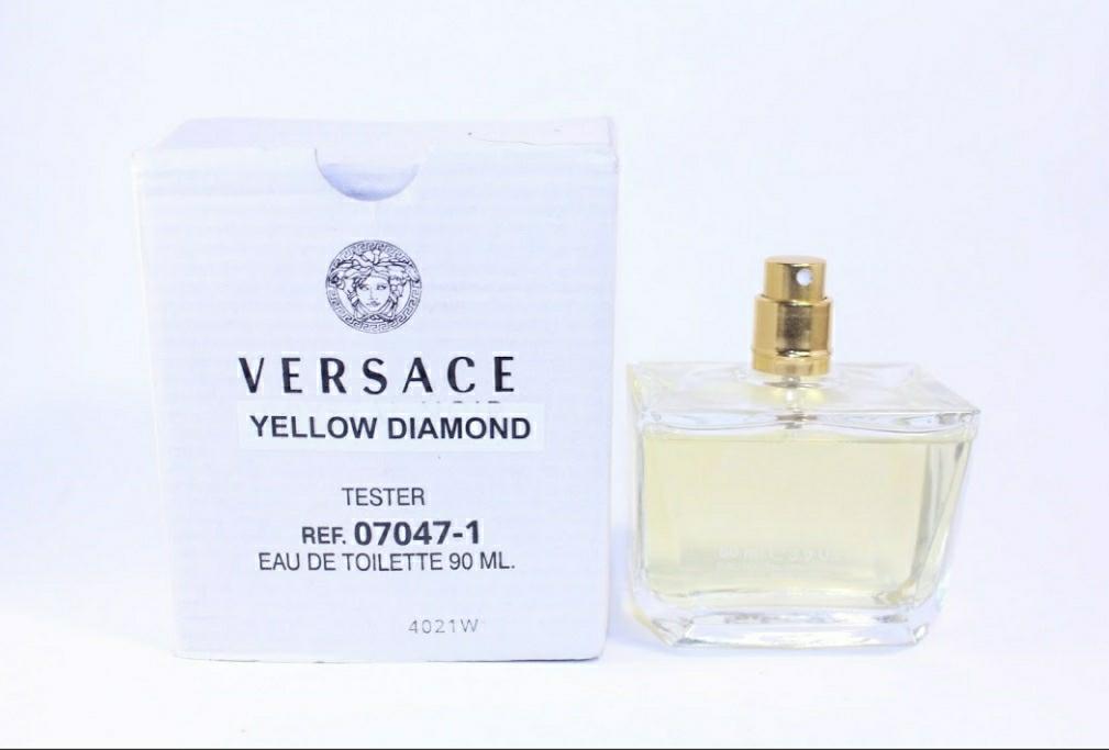 Versace Yellow Diamond Версаче Елоу Даймонд в Уфе
