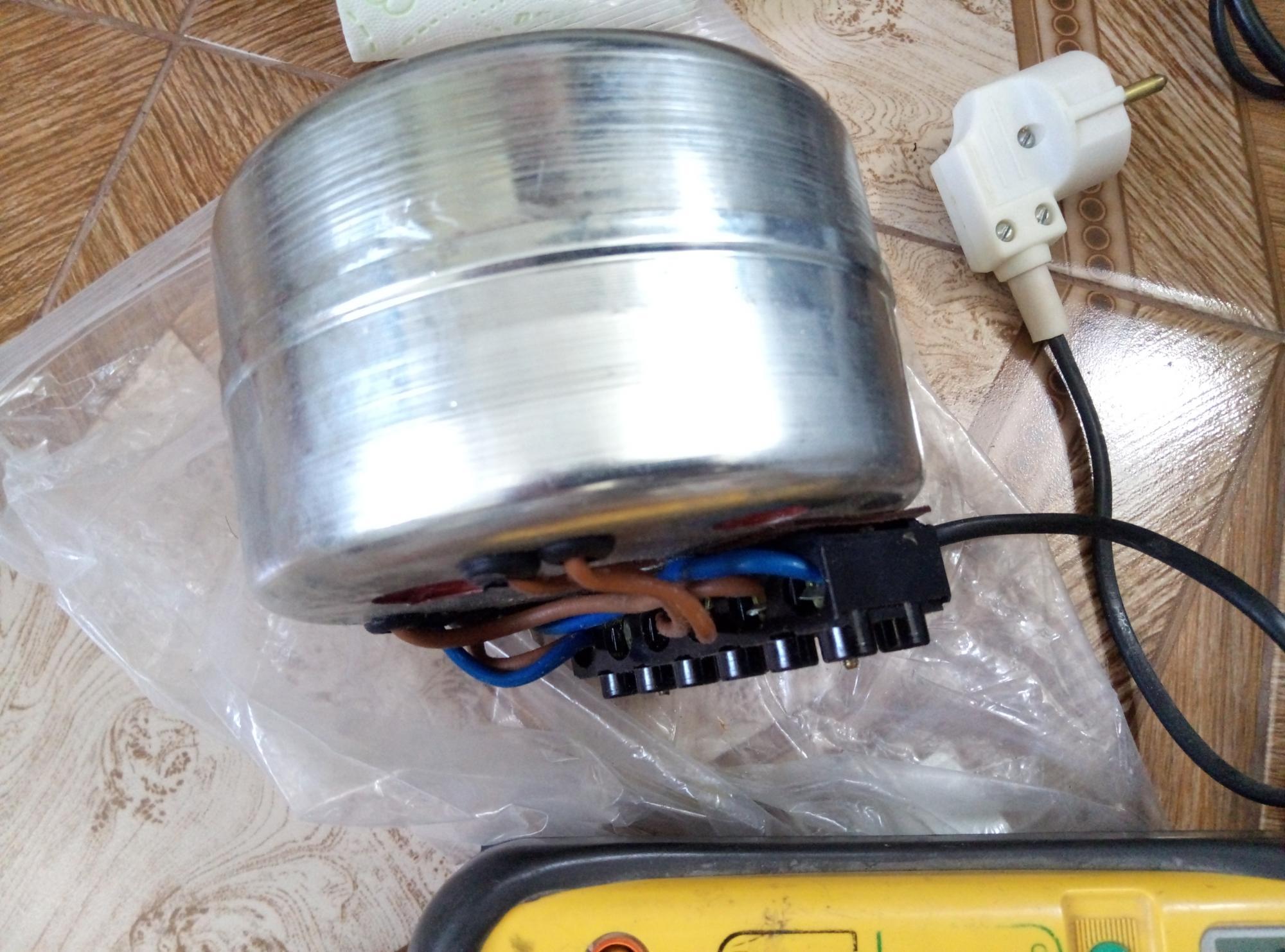 Трансформатор тор экранированный герметичный 24в