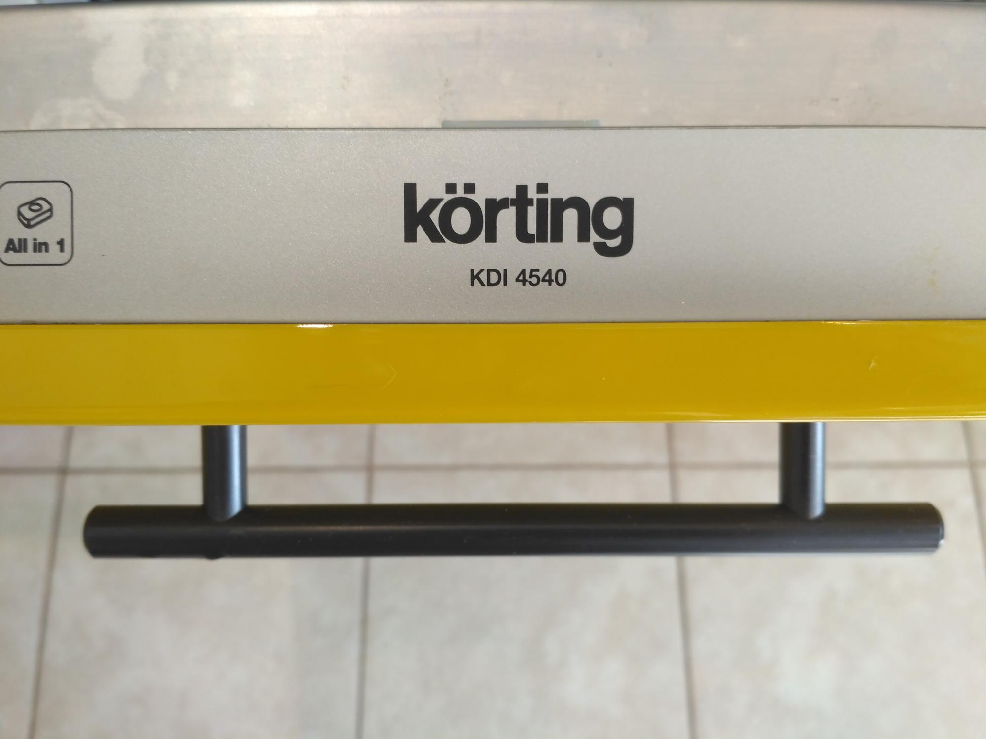 Посудомоечная машина б/у KORTING KDI 4540 в Красногорске 89161167010 купить 7