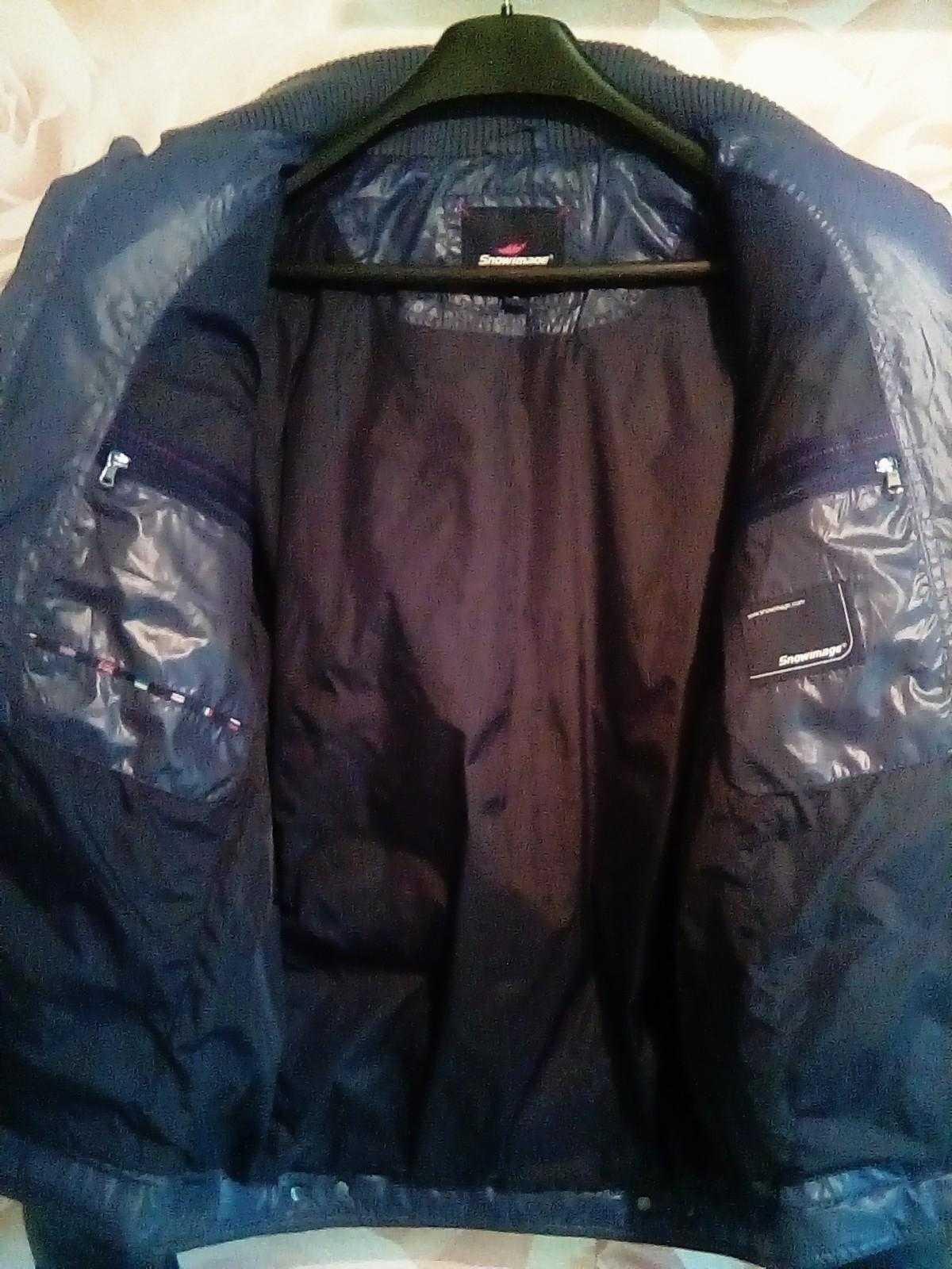 Snowimage Куртка Пуховик, Размер M(48-50) в Балашихе 89017102050 купить 5