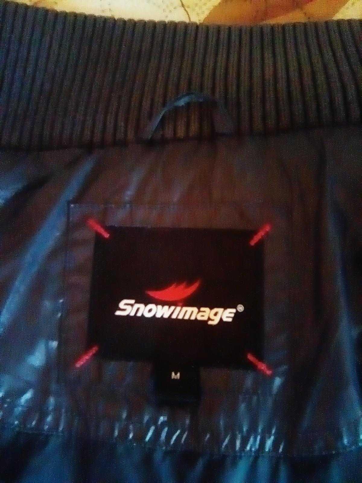 Snowimage Куртка Пуховик, Размер M(48-50) в Балашихе 89017102050 купить 10