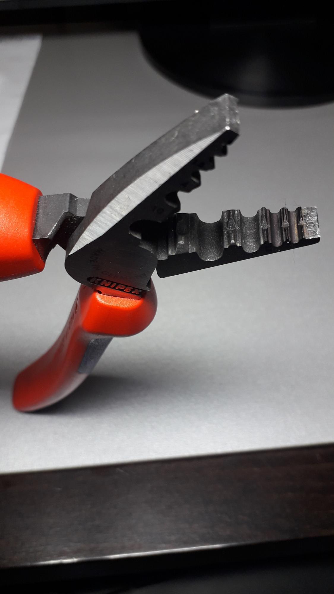 Ручной обжимник Knipex KN-9772180 в Домодедово 89099361130 купить 3