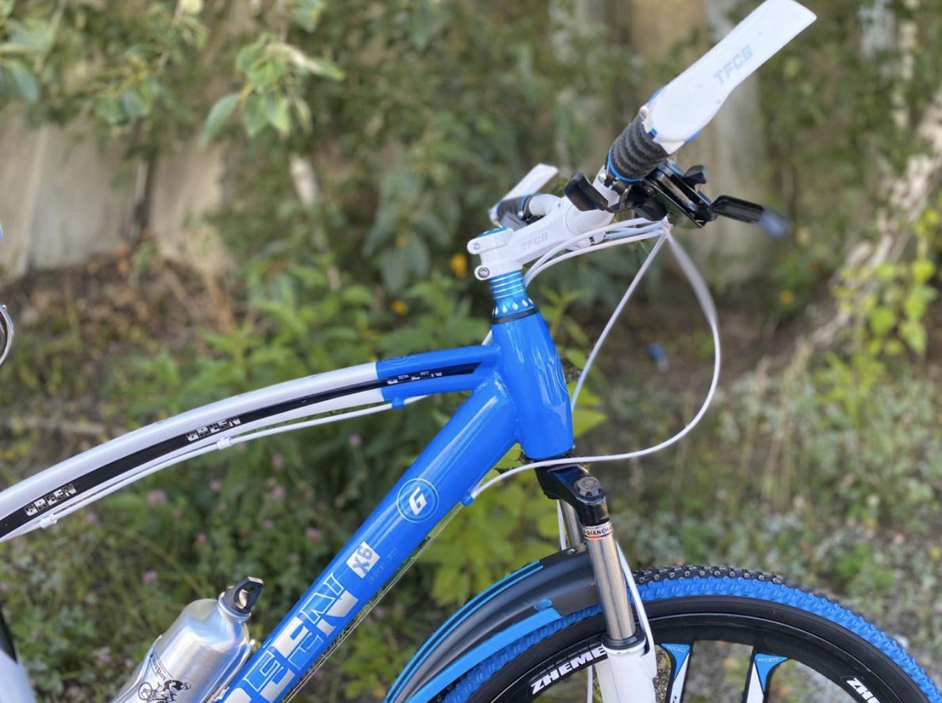 Горный велосипед на литых дисках GT-GR101 89639669957 купить 2