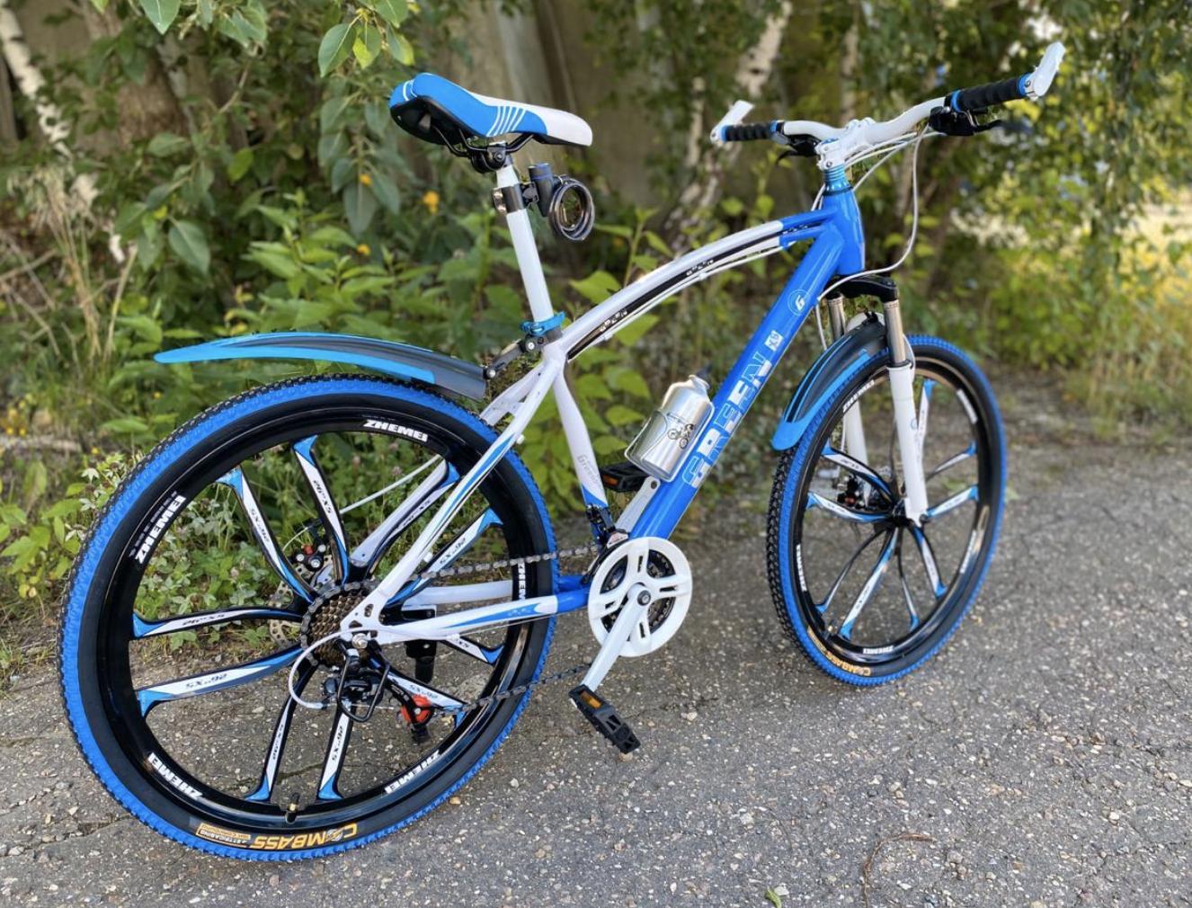 Горный велосипед на литых дисках GT-GR101 89639669957 купить 1