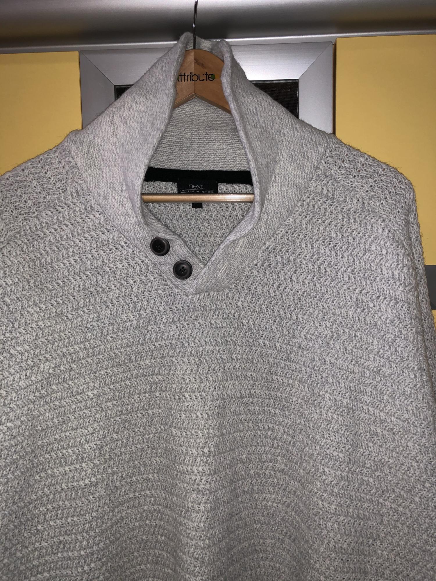 Джемпер кофта кардиган XXL серый в Москве 89035626956 купить 6