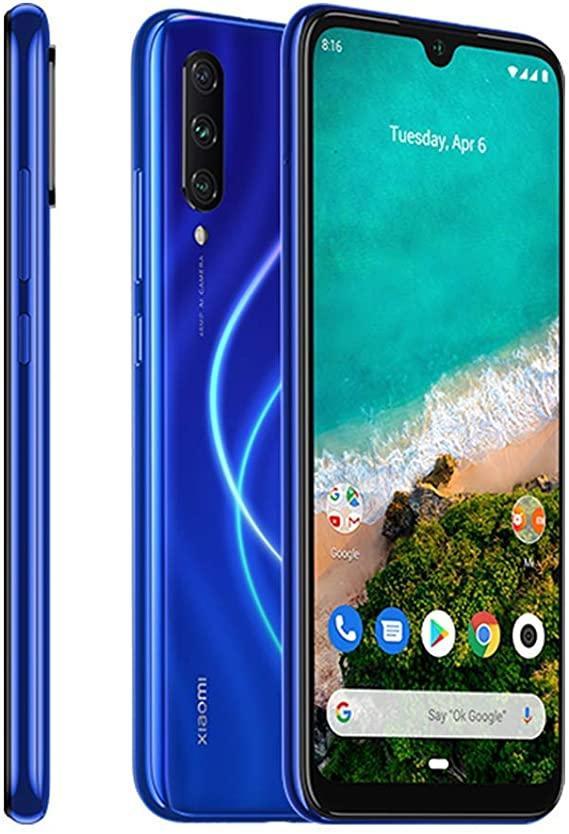 Новый Xiaomi Mi A3 Not just Blue 128/4Gb в Чебоксарах