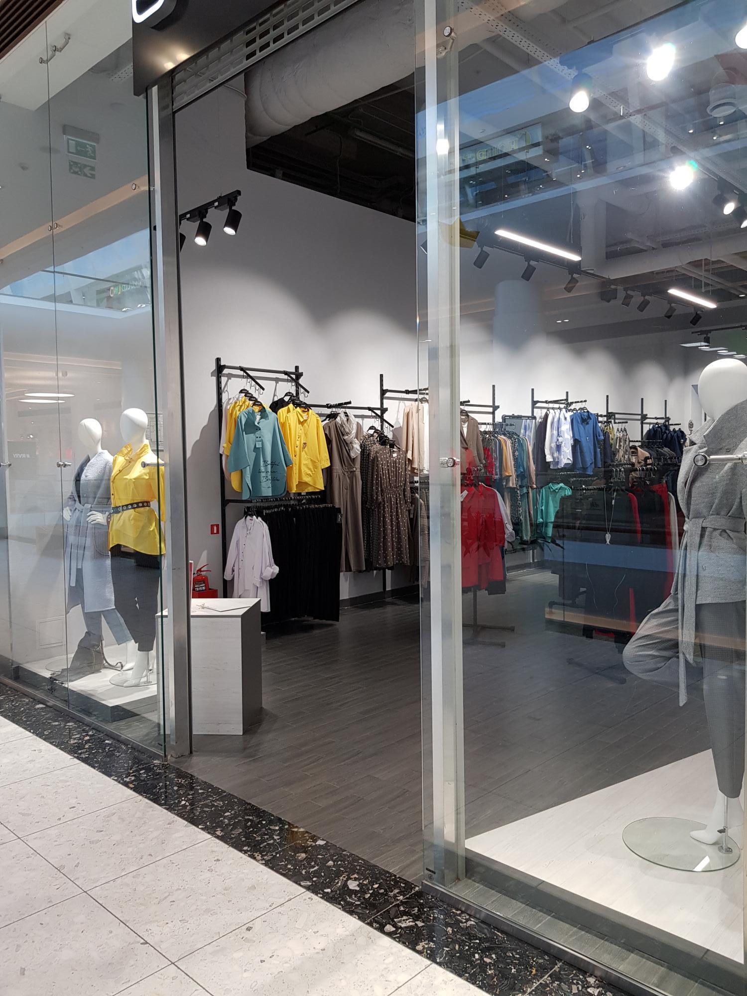 Магазин женской одежды в Москве купить 1