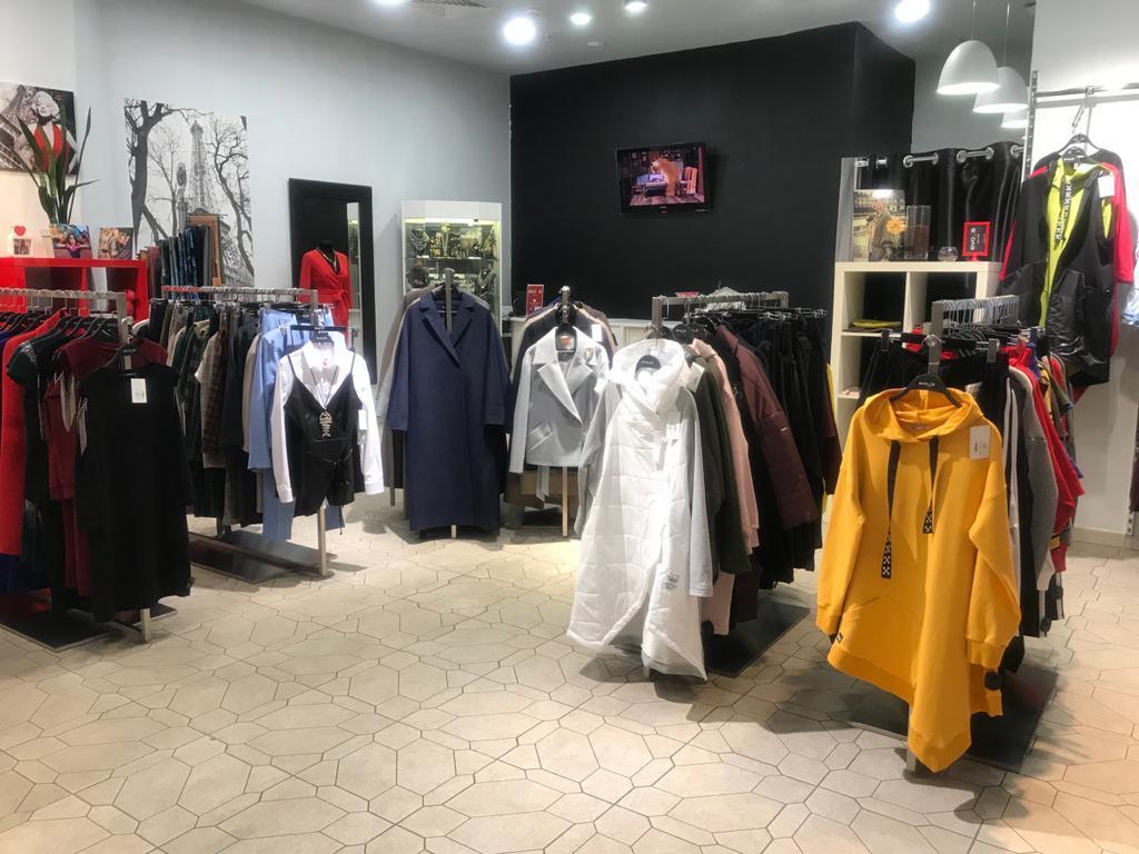 Магазин женской одежды в Москве купить 3