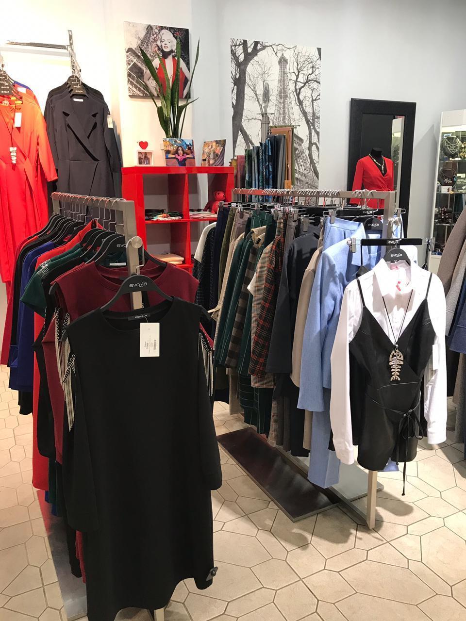 Магазин женской одежды в Москве купить 5
