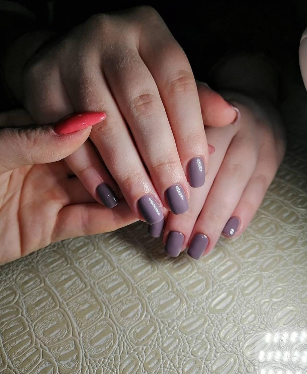 Маникюр, наращивание ногтей купить 3