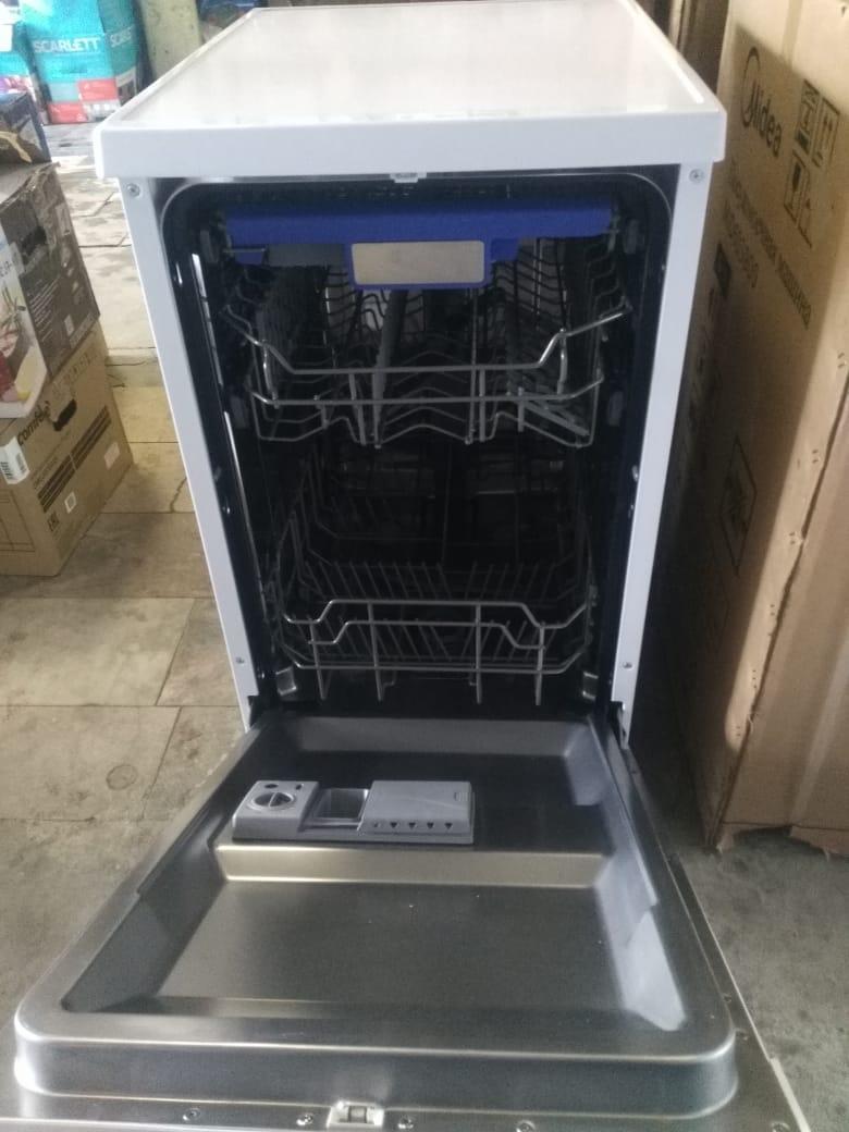 Посудомоечная машина (45 см) Midea MFD45S320W в Королеве 89932274383 купить 2