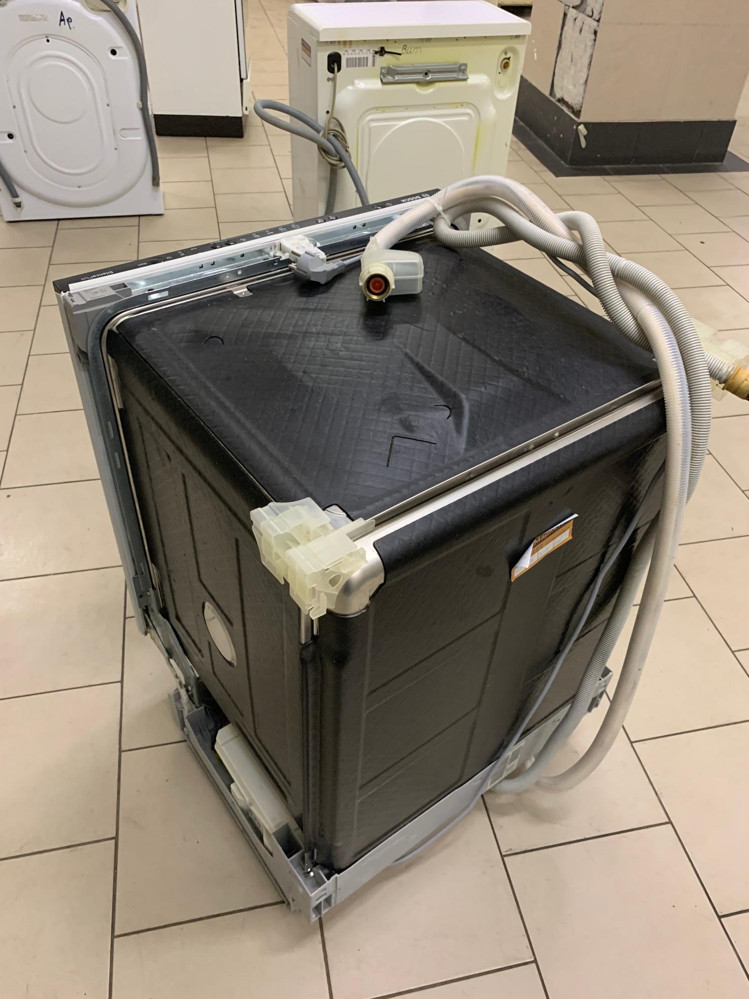 Посудомоечная машина б/у Bosch SMV 50E50 в Москве 89264600406 купить 3