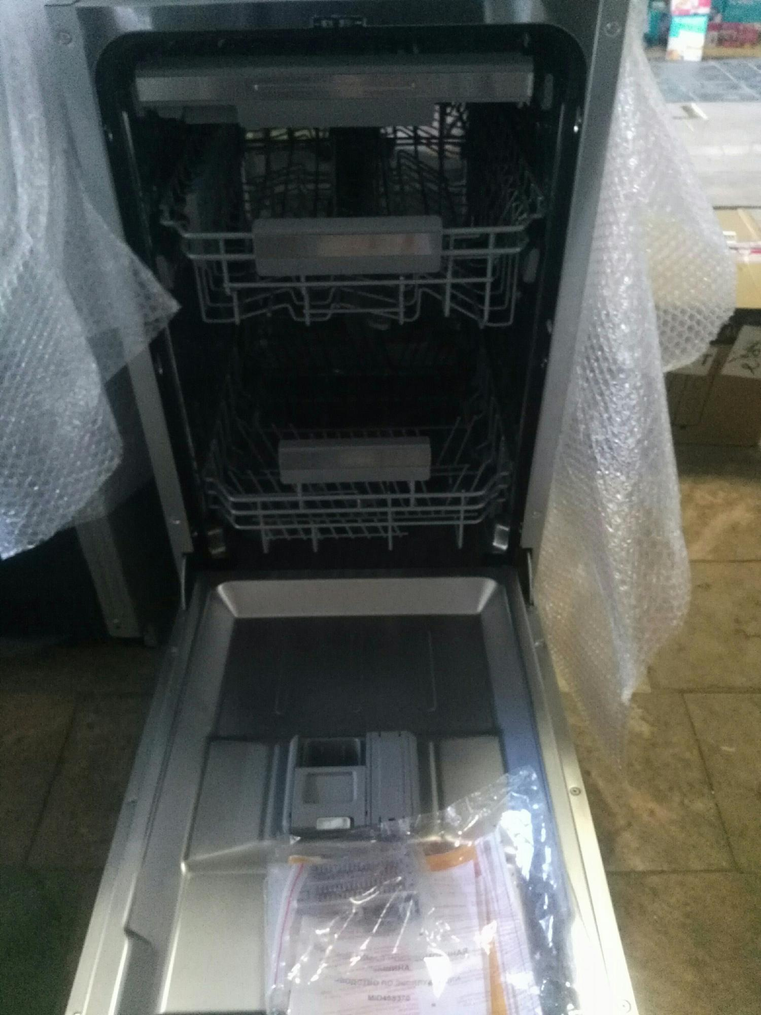Встраиваемая посудомоечная машина Midea MID45S370 в Королеве 89855768253 купить 3