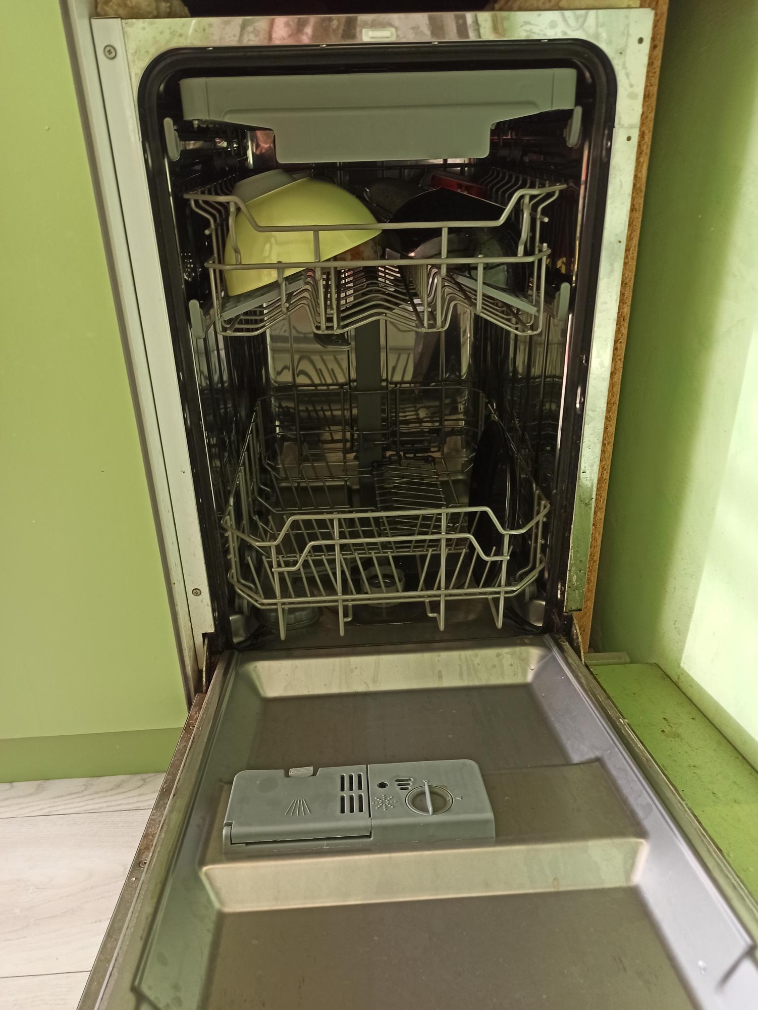 Посудомойка встраиваемая 45 см 89262722101 купить 2