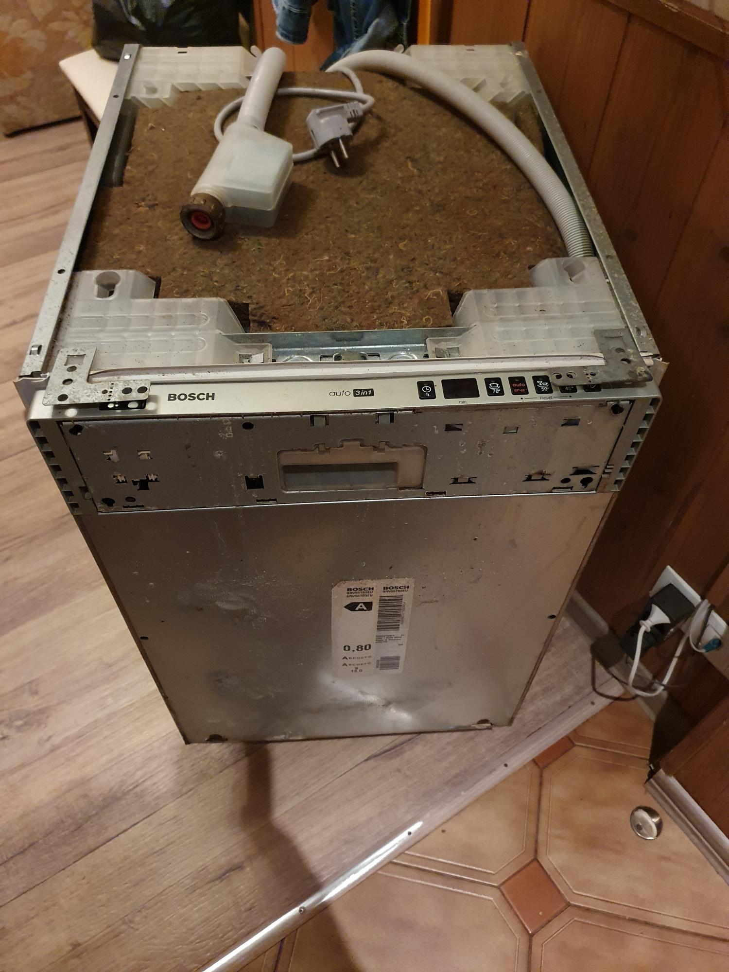 Посудомоечная Машина Bosh в Москве 89858371388 купить 1