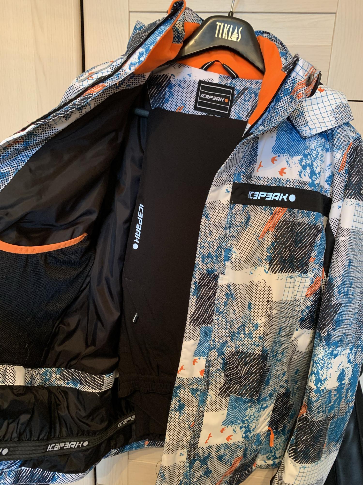 Костюм горнолыжный Icepeak 176 в Одинцово 89165661813 купить 2