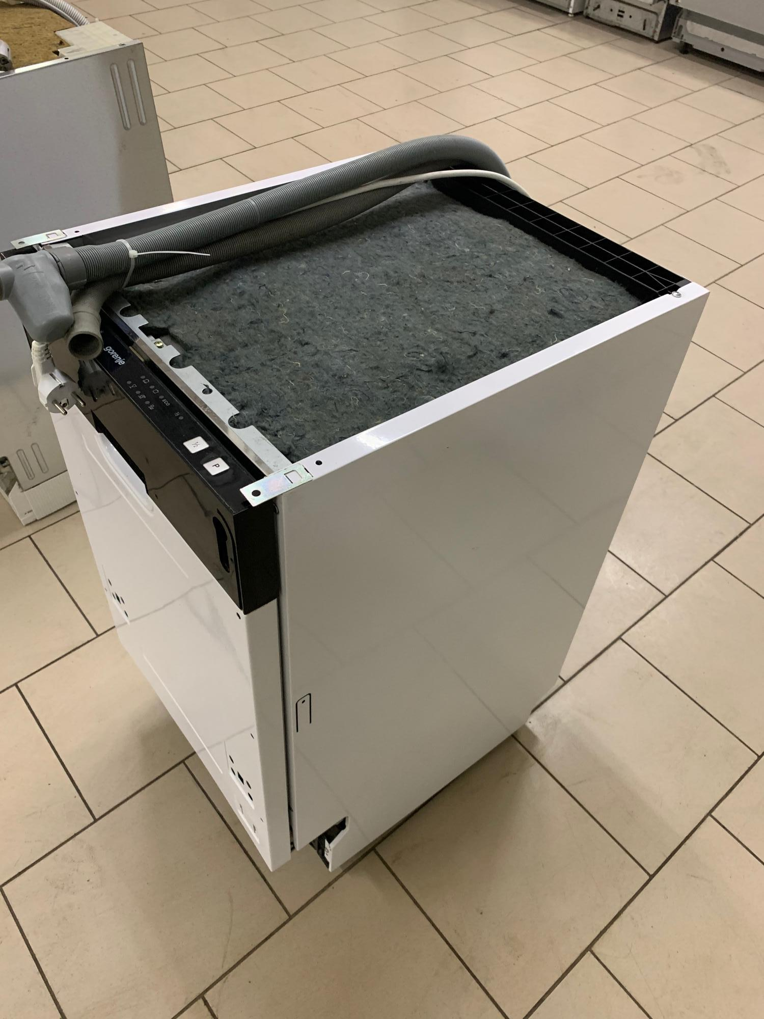Посудомоечная машина б/у Gorenje GV51211 в Москве 89264600406 купить 3