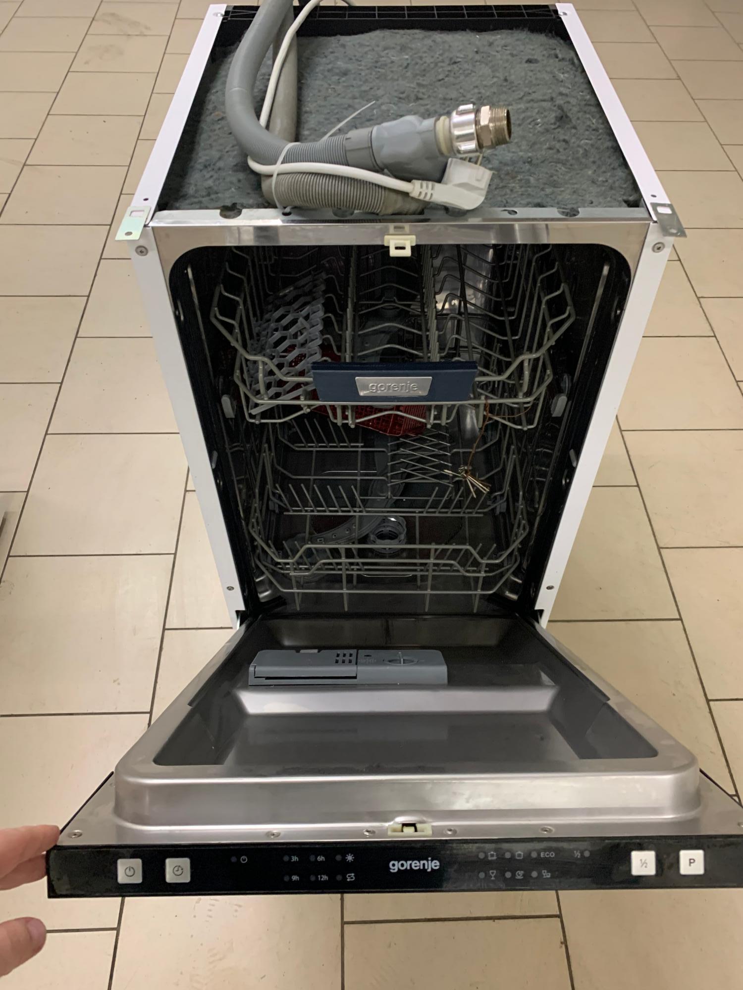 Посудомоечная машина б/у Gorenje GV51211 в Москве 89264600406 купить 2