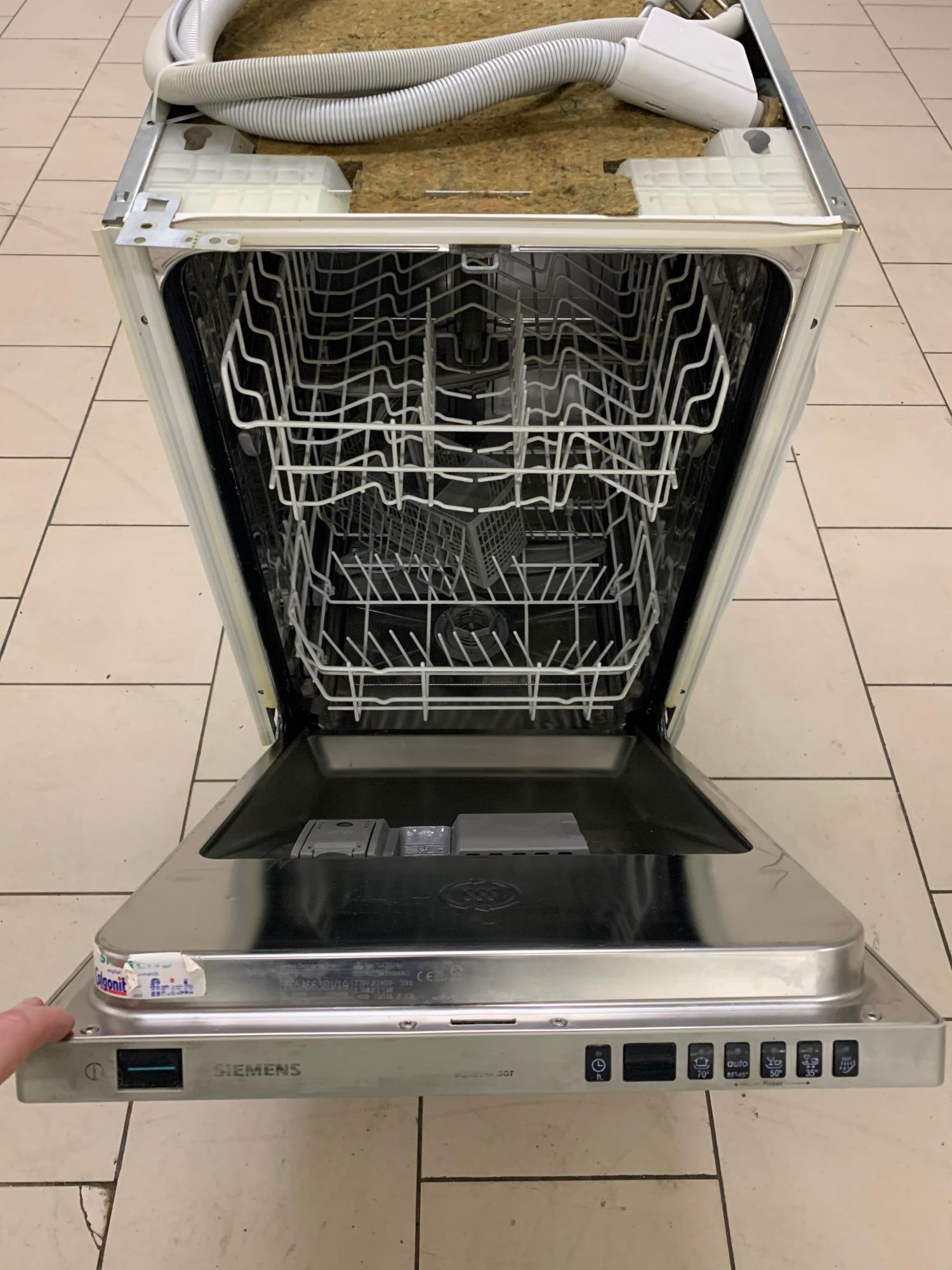 Посудомоечная машина б/у Siemens SF 65A663 в Москве 89264600406 купить 2