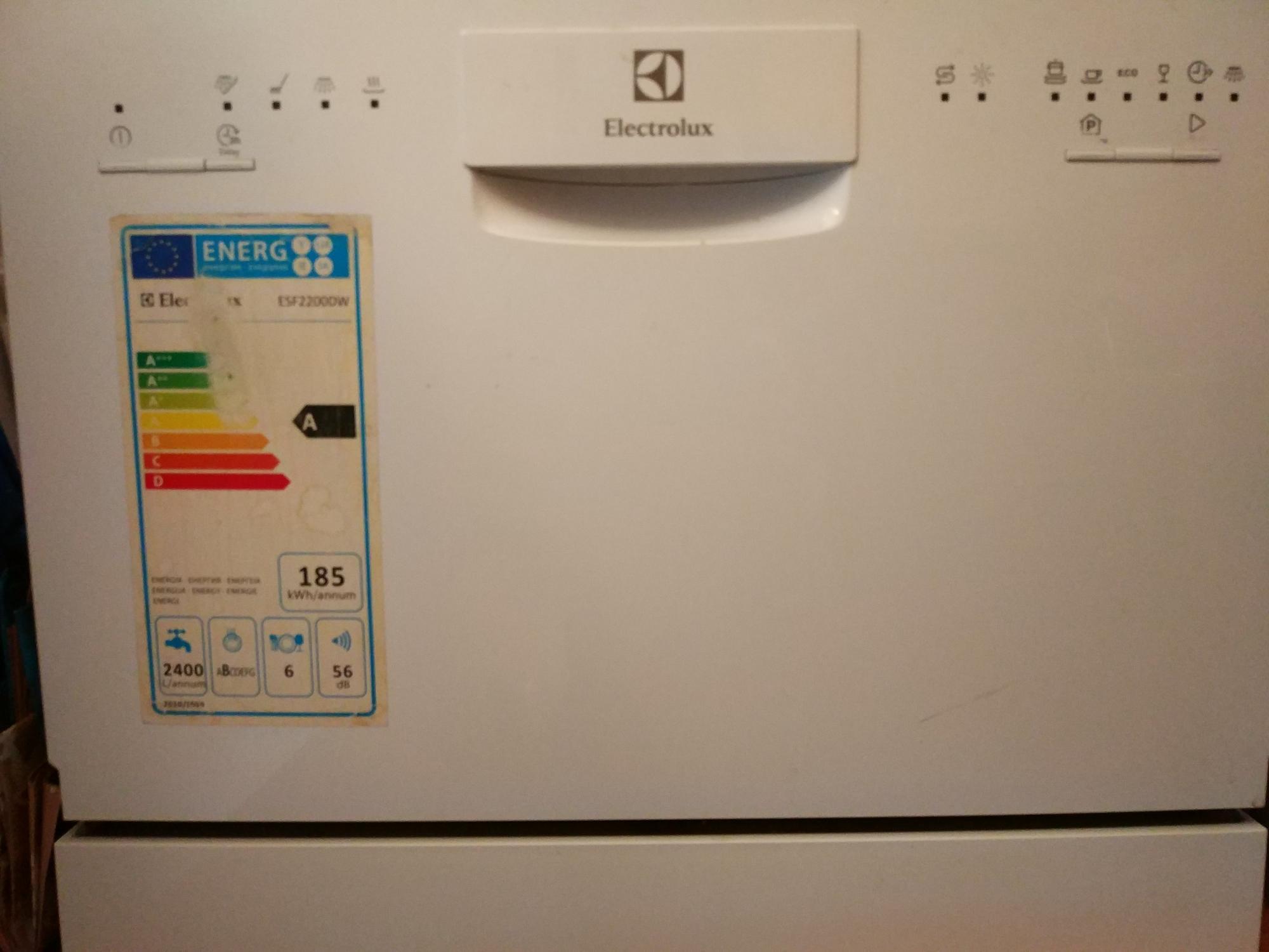 Посудомоечная машина Electrolux ESF2200DW в Балашихе 89689187377 купить 1