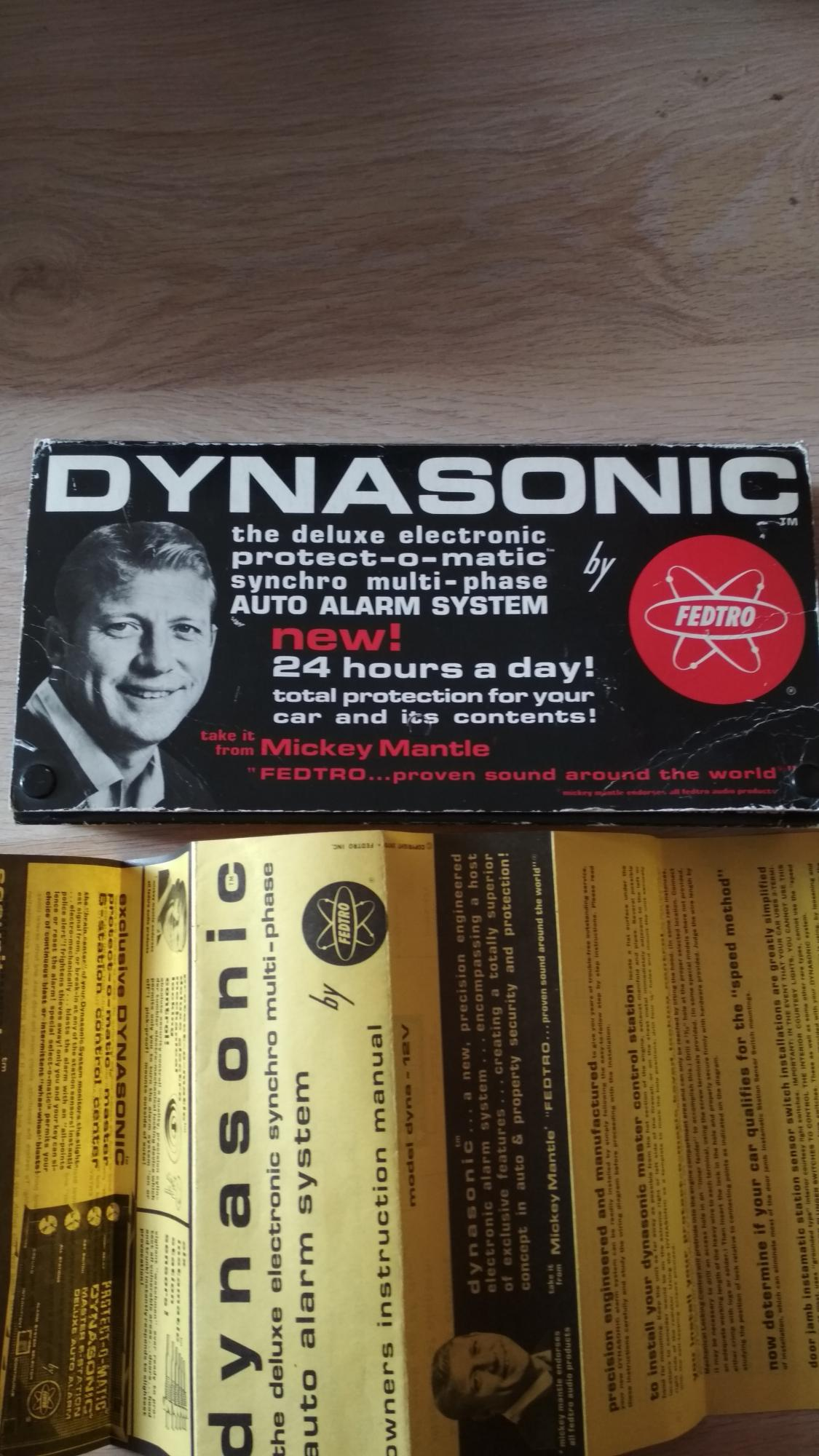 Автосигнализация Dynasonic Япония в Москве 89057945471 купить 2