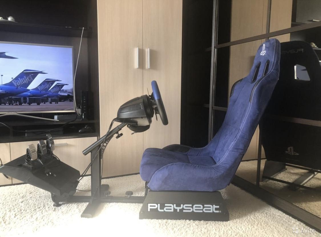 Playseat evolution PlayStation в Москве 89688536737 купить 1