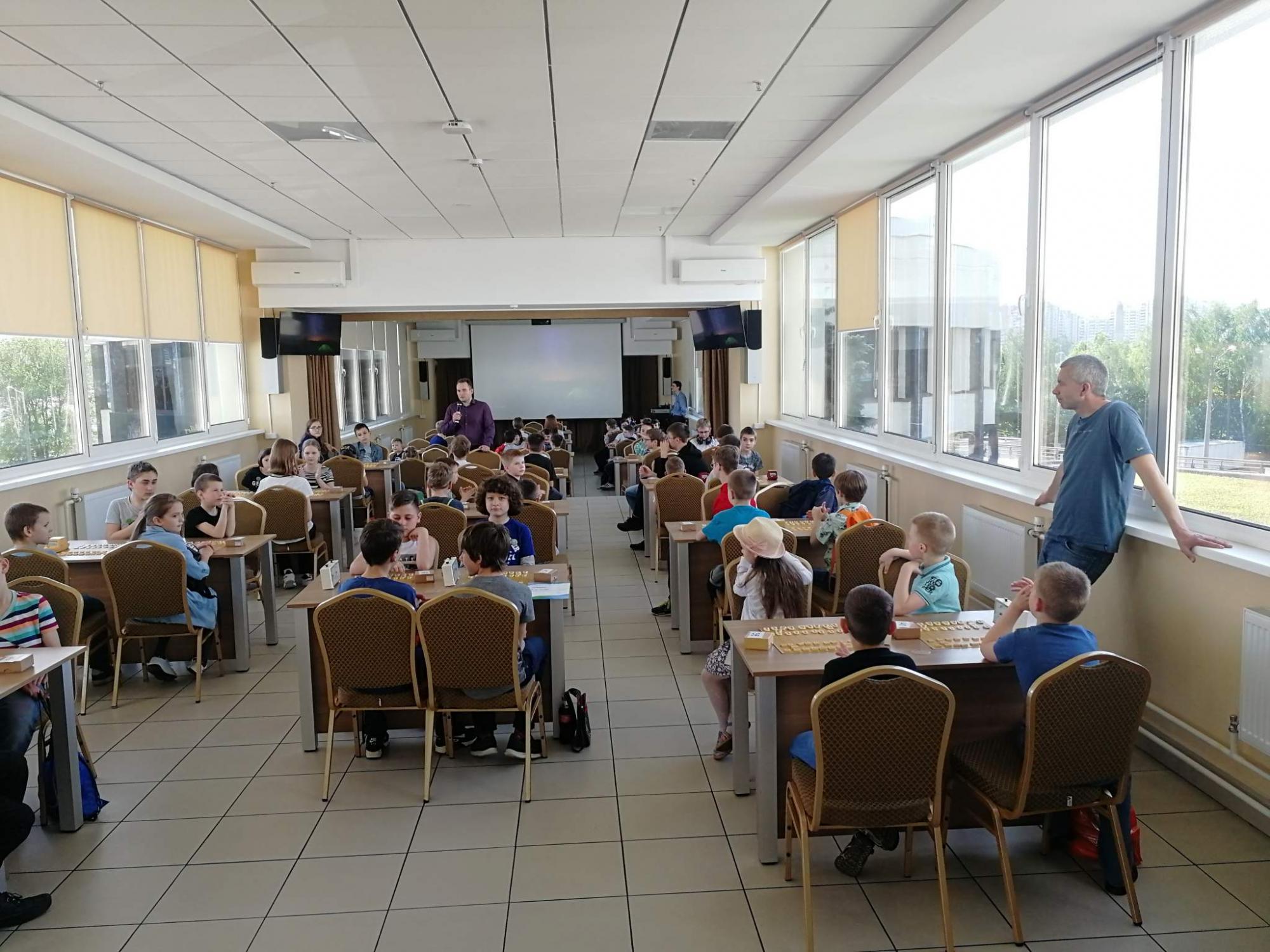 Набор детей в группы по обучению Шахматам и сеги в Москве