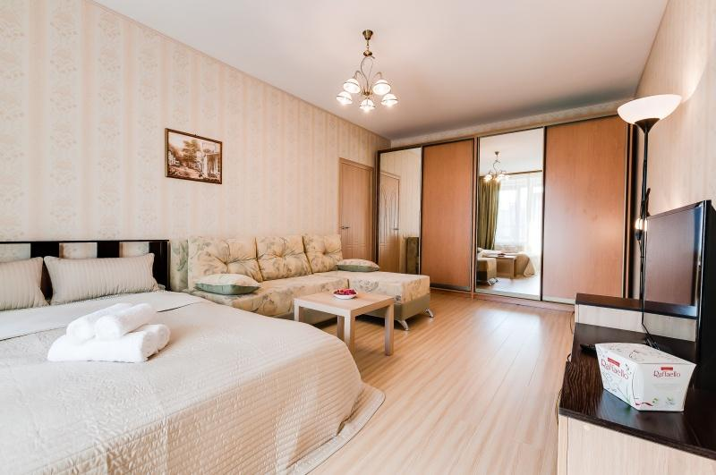 Apartment, 1 room, 41 m2 in Moscow 89676306885 buy 3