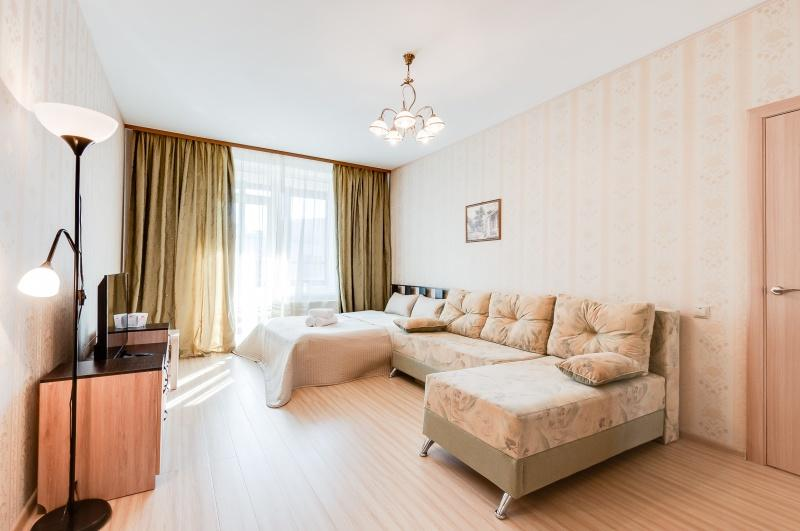 Apartment, 1 room, 41 m2 in Moscow 89676306885 buy 2