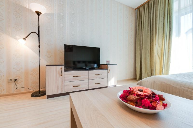 Apartment, 1 room, 41 m2 in Moscow 89676306885 buy 1
