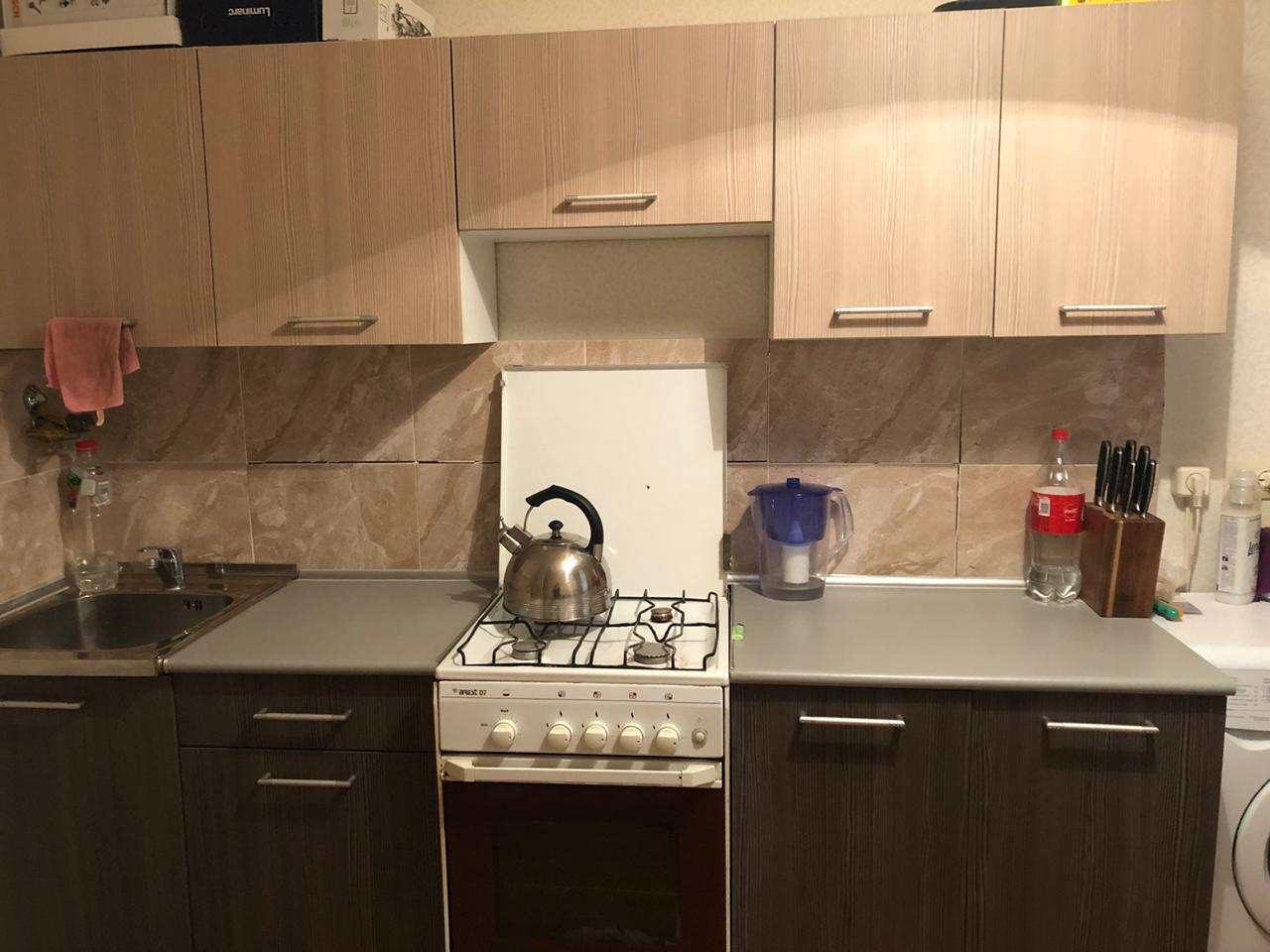 Apartment, 1 room, 37 m2 in Moscow 89771822634 buy 5