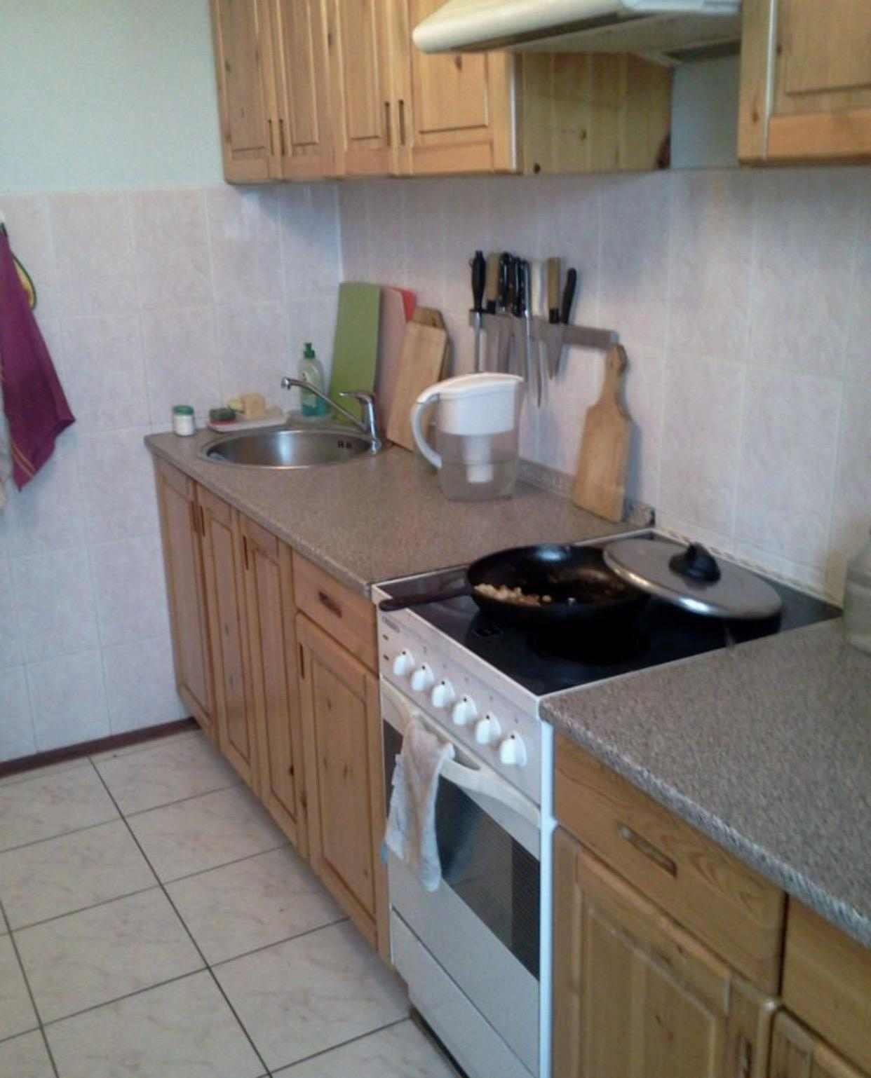 Apartment, 3 rooms, 70 m2 in Moscow 89261741798 buy 5